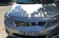 Bán Toyota Corolla altis 2009, màu bạc chính chủ, giá tốt giá 450 triệu tại BR-Vũng Tàu
