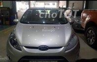 Bán ô tô Ford Fiesta S đời 2012, màu bạc giá 360 triệu tại Tp.HCM