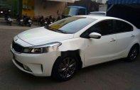 Cần bán lại xe Kia Cerato đời 2017, màu trắng, giá tốt giá 540 triệu tại Tp.HCM