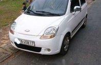 Chính chủ bán xe Chevrolet Spark sản xuất 2009, màu trắng giá 128 triệu tại Tiền Giang