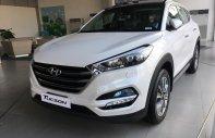 Bán ô tô Hyundai Tucson full xăng đời 2018, màu trắng, giá cạnh tranh giá 855 triệu tại Cần Thơ