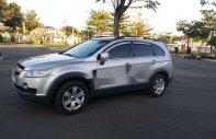 Chính chủ bán xe Chevrolet Captiva LTZ đời 2007, màu bạc giá 310 triệu tại BR-Vũng Tàu