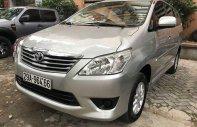Cần bán gấp Toyota Innova năm 2013, màu bạc chính chủ, 538 triệu giá 538 triệu tại Hà Nội