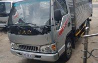 Bán gấp xe tải Jac 2t4 màu xám, trả góp 75% giá trị xe giá 300 triệu tại Tp.HCM