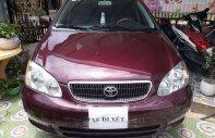 Cần bán Toyota Corolla altis năm 2002, màu đỏ, xe gia đình, giá chỉ 282 triệu giá 282 triệu tại Cần Thơ