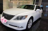 Bán Lexus LS 460 đời 2010, màu trắng, nhập khẩu giá 1 tỷ 690 tr tại Hà Nội