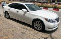 Cần bán xe Lexus LS 460L năm 2006, màu trắng, nhập khẩu nguyên chiếc chính chủ giá 1 tỷ 75 tr tại Hà Nội
