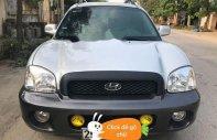 Cần bán lại xe Hyundai Santa Fe đời 2004, màu bạc, giá 262tr giá 262 triệu tại Thanh Hóa