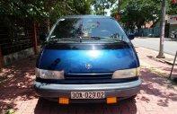 Cần bán Toyota Previa 2.4AT đời 1992, màu xanh lam, nhập khẩu   giá 125 triệu tại Bình Dương