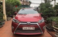 Chính chủ bán lại xe Toyota Yaris G sản xuất 2016, màu đỏ, nhập khẩu giá 600 triệu tại Quảng Ninh