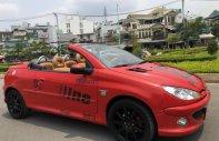 Bán Peugeot 206cc nhập Pháp 2010 Sport 2 cửa 4 chỗ, hàng độc, mui xếp cứng giá 455 triệu tại Tp.HCM