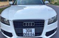Bán Audi A5 2.0 S-line đời 2008, màu trắng, nhập khẩu   giá 828 triệu tại Hà Nội