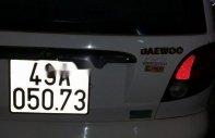 Cần bán gấp Daewoo Matiz sản xuất 2008, màu trắng chính chủ giá cạnh tranh giá 165 triệu tại Lâm Đồng