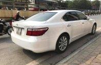 Chính chủ bán xe Lexus LS 460L 2007, màu trắng, xe nhập giá 1 tỷ 80 tr tại Hà Nội