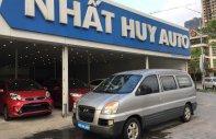 Bán Hyundai Starex năm sản xuất 2004, màu bạc, nhập khẩu nguyên chiếc, giá cạnh tranh giá 268 triệu tại Hà Nội