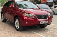 Bán Lexus RX 350 4WD sản xuất năm 2011, màu đỏ, nhập khẩu nguyên chiếc như mới giá 1 tỷ 900 tr tại Hà Nội