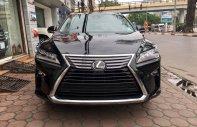 Bán xe Lexus RX 350 L 07 chỗ sản xuất năm 2018, màu đen, nhập khẩu Mỹ giá tốt giá 4 tỷ 800 tr tại Hà Nội