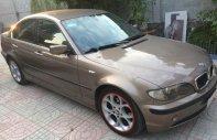Bán BMW 3 Series 318i đời 2005, màu nâu, nhập khẩu   giá 140 triệu tại Tp.HCM