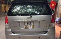 Bán Toyota Innova V sản xuất năm 2011, màu bạc, giá chỉ 450 triệu giá 450 triệu tại Hải Dương