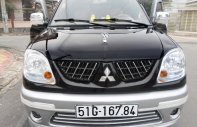 Mitsubishi Jolie 2.0 MPI, màu đen vip, 12/2005, ĐKLĐ 2006, mua hãng 2006, đời cao nhất Jolie, xe mới như xe hãng giá 245 triệu tại Bình Dương