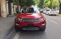 Bán LandRover Evoque Dynamic sản xuất 2011, màu đỏ, xe nhập giá 1 tỷ 480 tr tại Hà Nội