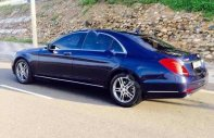 Bán xe Mercedes S400L sản xuất 2014, màu xanh lam giá 3 tỷ 100 tr tại Tp.HCM