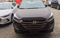 Bán Hyundai Tucson 2.0 AT đời 2018, màu đen giá 755 triệu tại Hà Nội