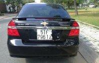 Bán xe Chevrolet Aveo LTZ 1.5 AT sản xuất năm 2016, màu đen, 388 triệu giá 388 triệu tại Tp.HCM