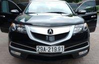 Cần bán Acura MDX 3.7 AT đời 2010, màu đen, nhập khẩu giá 1 tỷ 500 tr tại Hà Nội