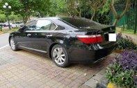 Bán xe Lexus LS 460L sản xuất 2007, màu đen, xe nhập giá 1 tỷ 70 tr tại Hà Nội