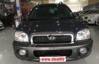 Cần bán xe Hyundai Santa Fe 2004, nhập khẩu số tự động giá 285 triệu tại Phú Thọ