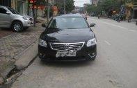 Bán Toyota Camry 2.4 năm sản xuất 2011, màu đen giá 680 triệu tại Thái Nguyên