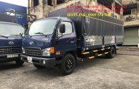 Bán xe tải Hyundai 8 tấn HD120SL, thùng 6m3, trả góp 80% giá trị xe giá 739 triệu tại Tp.HCM