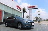 Cần bán xe Mazda 3 1.5AT Sedan 2015, màu xanh lam, giá chỉ 594 triệu giá 594 triệu tại Hà Nội