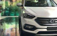 Bán Hyundai Santa Fe sản xuất 2018, màu trắng, giá tốt giá 1 tỷ 20 tr tại Đà Nẵng