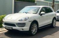 Bán Porsche Cayenne S sản xuất 2013, màu trắng, nhập khẩu nguyên chiếc giá 2 tỷ 790 tr tại Tp.HCM
