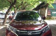 Cần bán xe Honda CR V 2.4 TG phiên bản đặc biệt, sản xuất năm 2016, màu đỏ giá 955 triệu tại Hà Nội