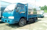Bán xe tải Kia K165 2.4T, giá rẻ nhất toàn quốc, hỗ trợ trả góp 70% giá 334 triệu tại Bình Dương