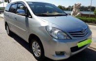 Cần bán lại xe Toyota Innova G đời 2011, màu bạc như mới, 477tr giá 477 triệu tại Bình Dương