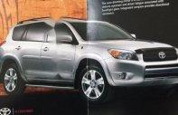 Bán Toyota RAV4 Limited đời 2008, màu bạc còn mới giá 750 triệu tại TT - Huế