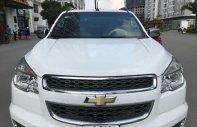 Chính chủ bán xe Chevrolet Colorado LTZ đời 2016, màu trắng, xe nhập giá 618 triệu tại Hà Nội