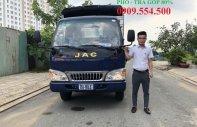 Xe tải Jac 2,4 tấn vào thành phố, trả trước 60tr có xe ngay giá Giá thỏa thuận tại Tp.HCM