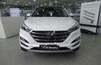 Bán xe Hyundai Tucson 1.6AT Turbo đời 2018, màu trắng giá 882 triệu tại Hà Nội