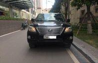 Cần bán xe Lexus LX 570 đời 2011, màu đen, nội thất kem, nhập Mỹ giá 3 tỷ 450 tr tại Hà Nội