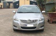 Bán xe Toyota Vios 1.5E sản xuất năm 2010, màu bạc giá 279 triệu tại Hà Nội