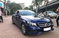 Bán Mercedes C200 sản xuất 2017, màu xanh lam giá 1 tỷ 380 tr tại Hà Nội