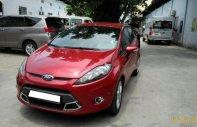 Bán Ford Fiesta S 1.6 AT đời 2011, màu đỏ, 350 triệu giá 350 triệu tại Tp.HCM