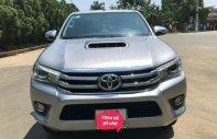 Việt Anh Auto bán xe Toyota Hilux 3.0G 4x4 AT sản xuất năm 2016, màu bạc, nhập khẩu giá 746 triệu tại Hà Nội