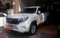 Bán Toyota Land Cruiser Prado TXL 2.7AT 2016, màu trắng, nhập khẩu giá 2 tỷ 180 tr tại Hà Nội