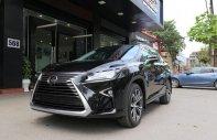Bán xe Lexus RX 350 Luxury đời 2018, màu đen, nhập khẩu giá 4 tỷ 530 tr tại Hà Nội